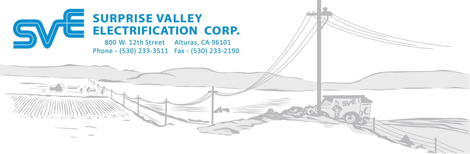 Surprise Valley Electric Corp. Logo